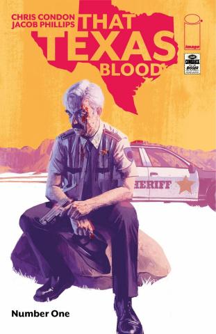That Texas Blood #1 (2nd Printing)
