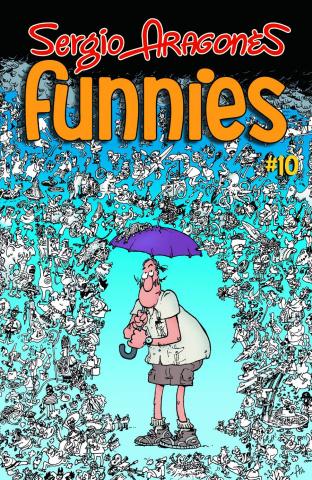 Sergio Aragones' Funnies #10