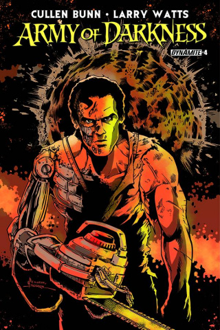 Army of Darkness #4 (Tenorio Cover)