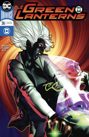 Green Lanterns #36 (Variant Cover)