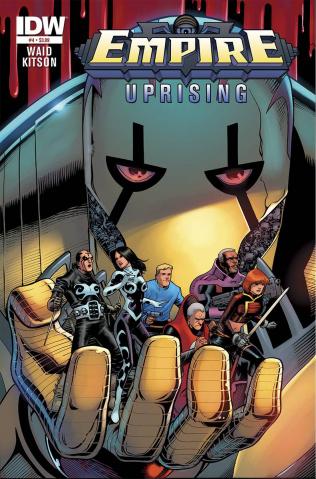 Empire: Uprising #4