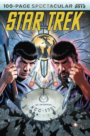 Star Trek: 100 Page Spectacular - Winter 2012