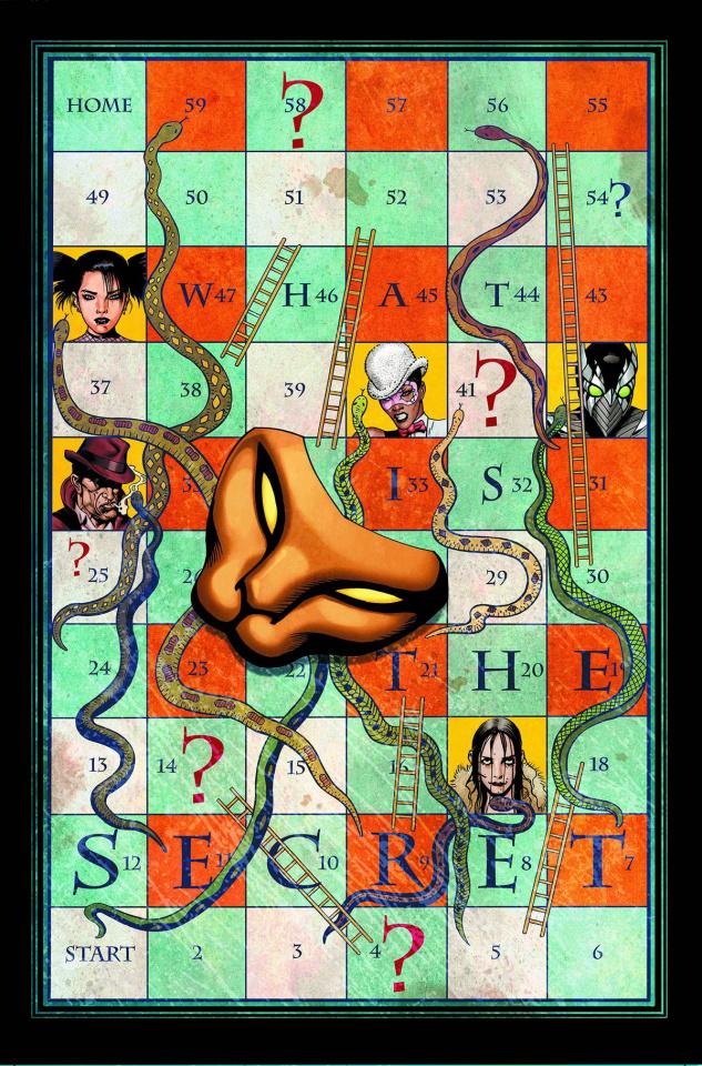 The Secret Six Vol. 1: The Secrets of the Six