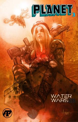 Planet Comics #3 (Arroza Cover)