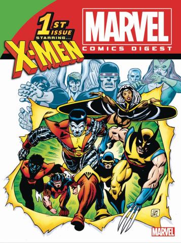 Marvel Comics Digest #4: X-Men