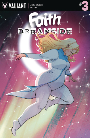 Faith: Dreamside #3 (Sauvage Cover)