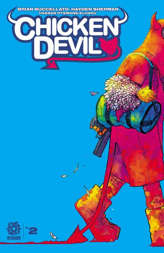 Chicken Devil #2