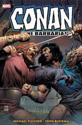 Conan the Barbarian: The Original Marvel Years Vol. 6 (Omnibus Siqueira Cover)