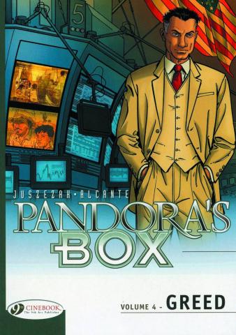 Pandora's Box Vol. 4: Greed