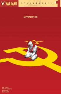 Divinity III: Stalinverse #1 (20 Copy Smallwood Cover)