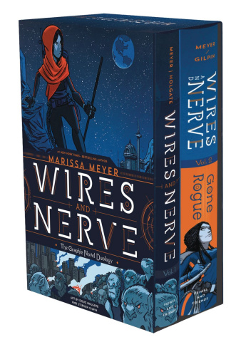 Wires and Nerve Duology Boxed Set