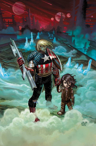 Captain America #2 (2nd Printing)