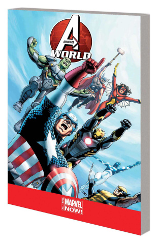 Avengers World (Complete Collection)