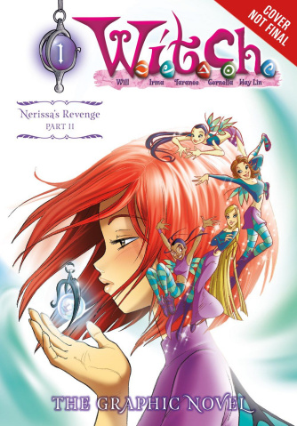 Witch: Nerissa's Revenge, Part 2 Vol. 1