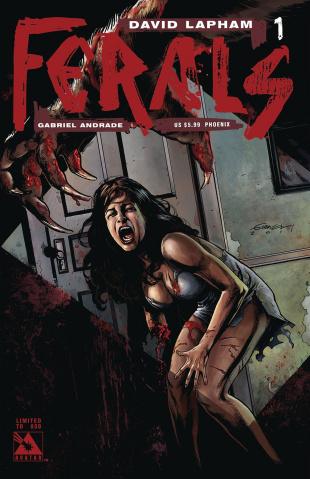 Ferals #1 (Phoenix Cover)