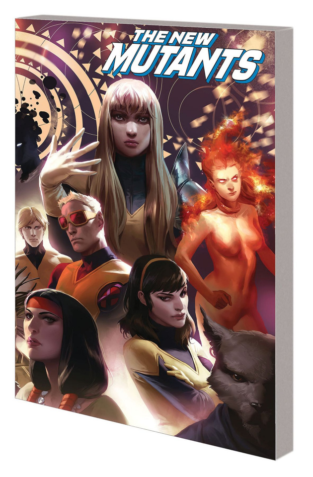 The New Mutants by Abnett and Lanning Vol. 1 (Complete Collection)