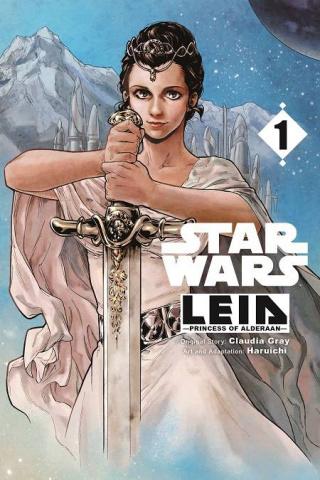 Star Wars: Leia, Princess of Alderaan Vol. 1