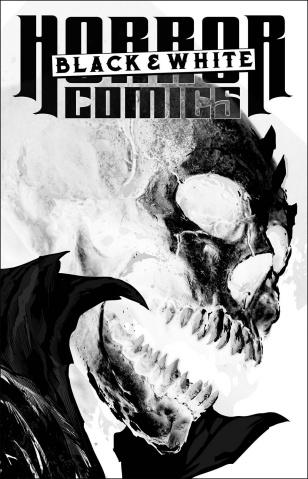 Horror Comics: Black & White #1