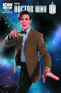 Doctor Who #7 (10 Copy Incentive)