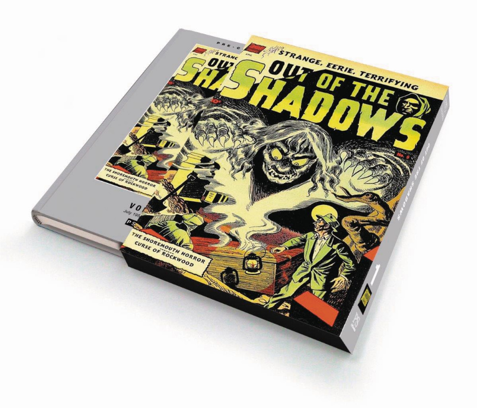 Out of the Shadows Vol. 1 (Slipcase Edition)