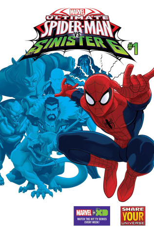 Marvel Universe: Ultimate Spider-Man vs. The Sinister 6 #1