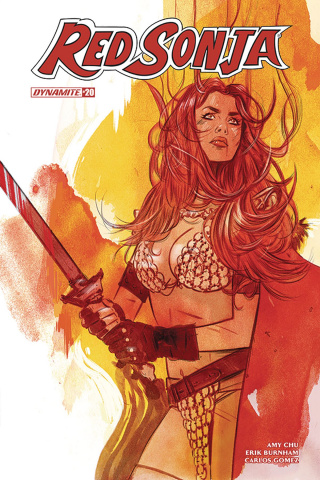 Red Sonja #20 (Lotay Cover)