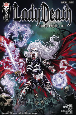 Lady Death: Nightmare Symphony #2