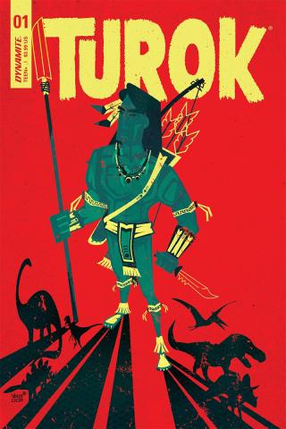Turok #1 (Veregge Cover)
