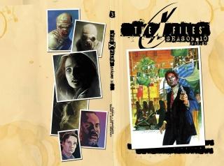 The X-Files, Season 10 Vol. 3