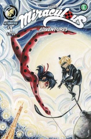 Miraculous Adventures #1 (Richard Cover)