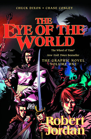 The Wheel of Time: Eye of the World Vol. 1