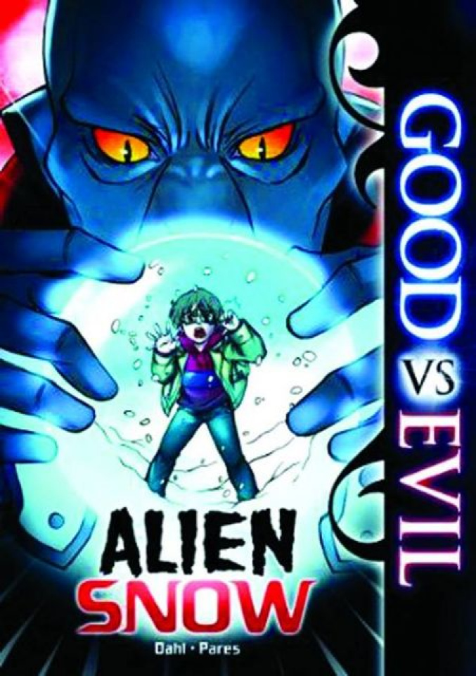 Good vs. Evil: Alien Snow