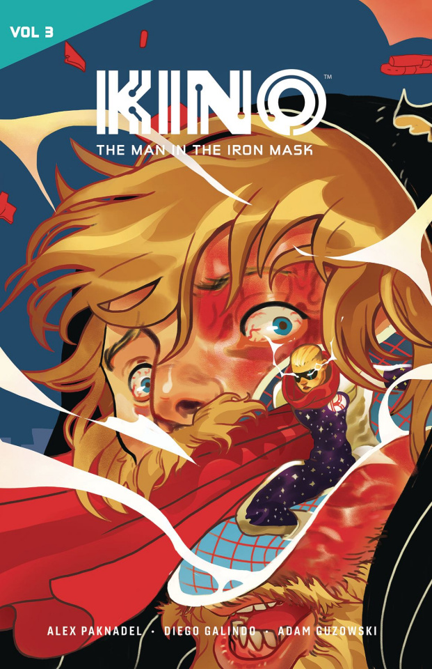 Catalyst Prime: Kino Vol. 3: The Man in the Iron Mask
