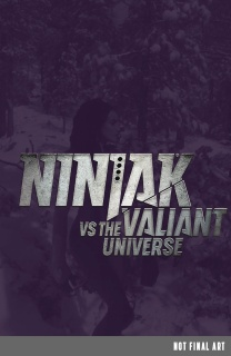 Divinity #0 (Ninjak vs. the Valiant Universe Cover)