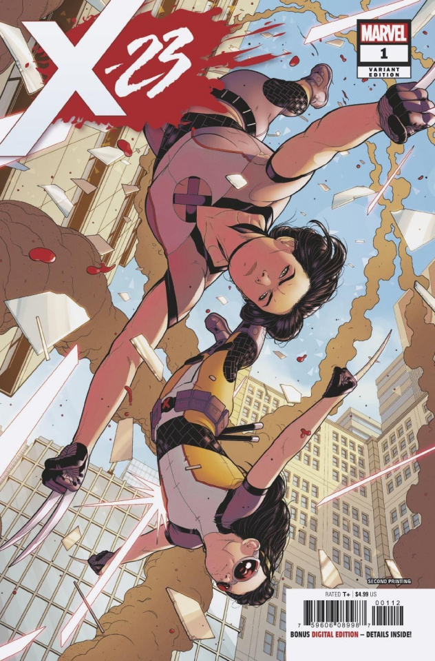 X-23 #1 (Cabal 2nd Printing)