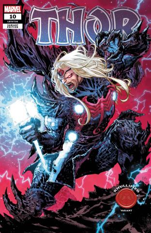 Thor #10 (Lashley Knullified Cover)