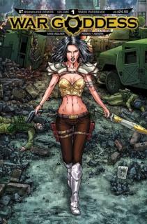 War Goddess Vol. 1