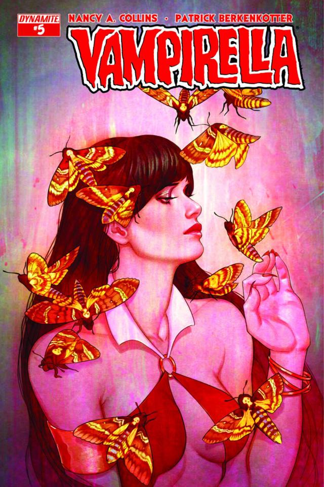 Vampirella #5 (Frison Cover)