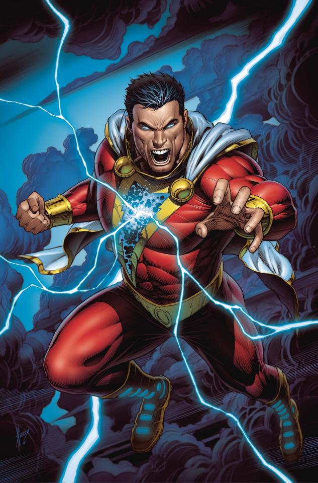 Shazam! #14 (Dale Keown Cover)