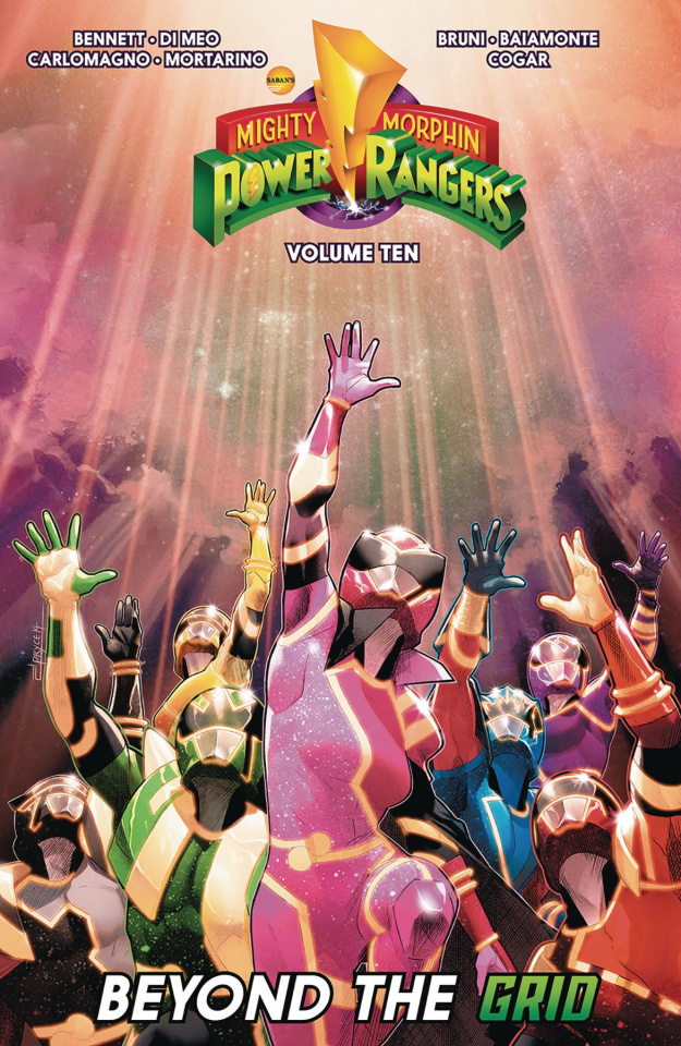 Mighty Morphin' Power Rangers Vol. 10