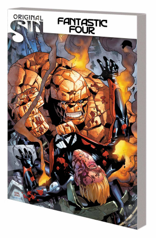 Fantastic Four Vol. 2: Original Sin