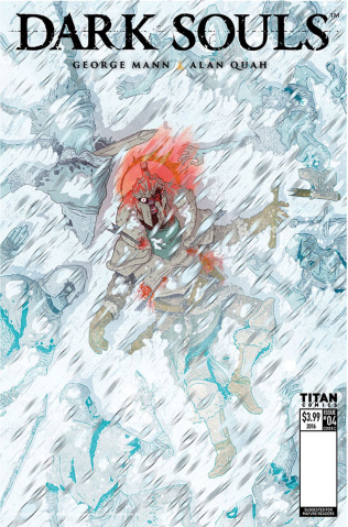 Dark Souls: Winter's Spite #4 (Pennman Cover)