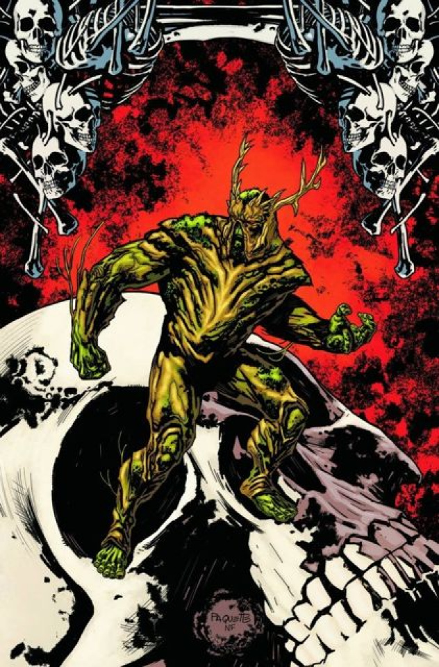 Swamp Thing Annual #1