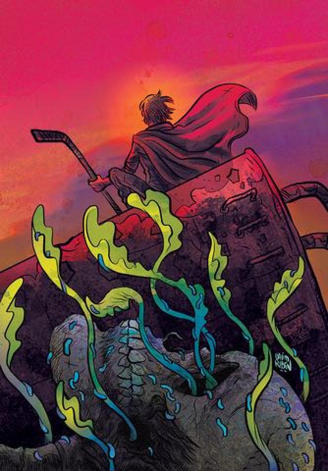 Grass Kings #7 (Rubin Cover)