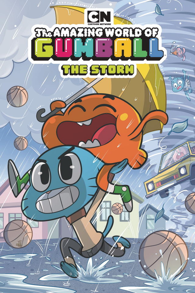 The Amazing World of Gumball Vol. 7: The Storm