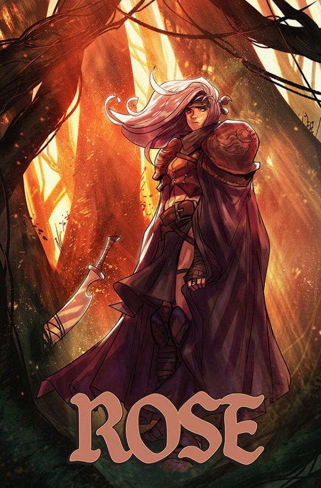 Rose #15 (Lam Cover)