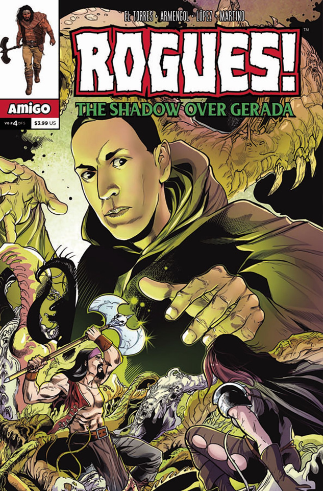 Rogues! The Shadow Over Gerada #4