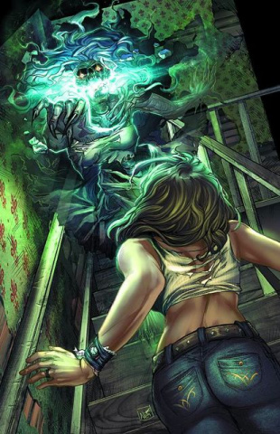 Grimm Fairy Tales: Myths & Legends #19