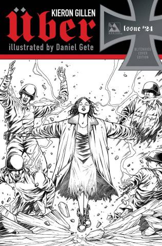 Über #24 (Blitzkrieg Cover)