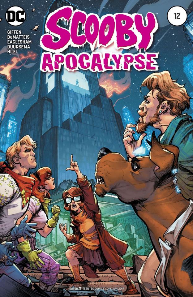 Scooby: Apocalypse #12